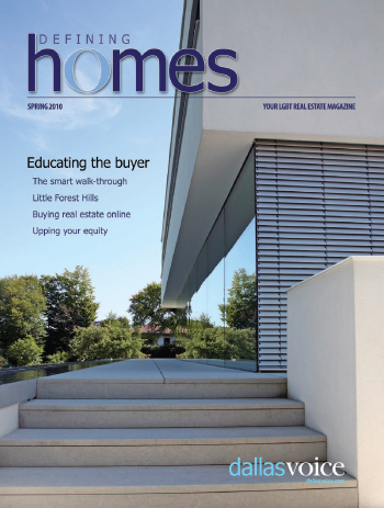 Defining Homes Magazine • March 2010