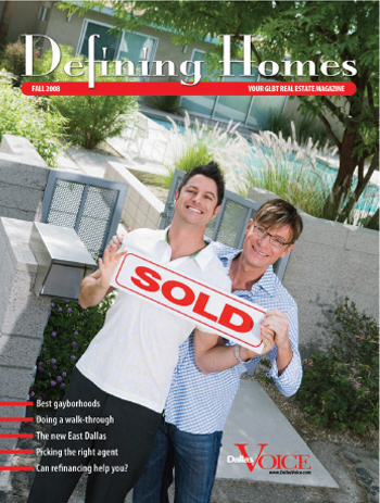 Defining Homes Magazine • October 2008