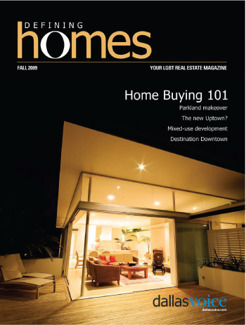 Defining Homes Magazine • October 2009
