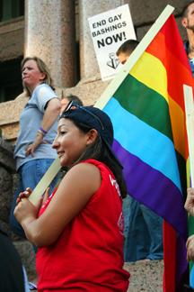 red-shiort-cap-rainbow-flag