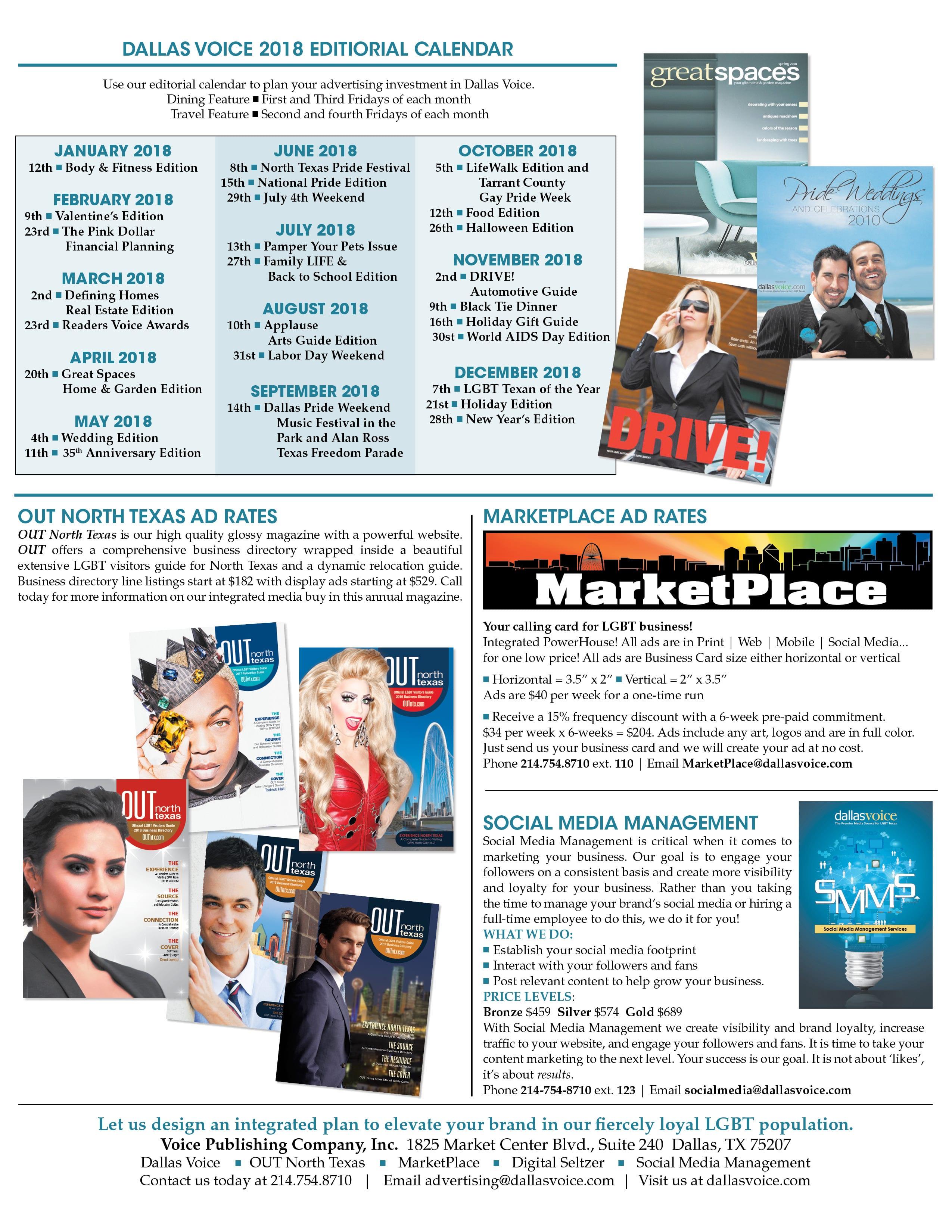 2018 DV Media Kit Nationa. PAGE 4l