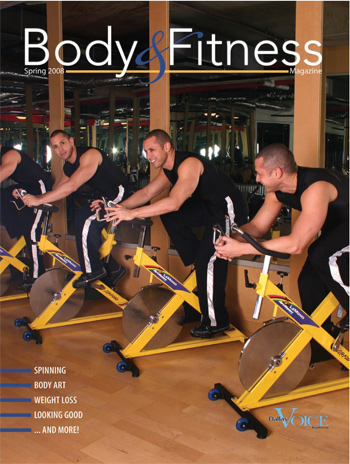 Body & Fitness Magazine • February 2008
