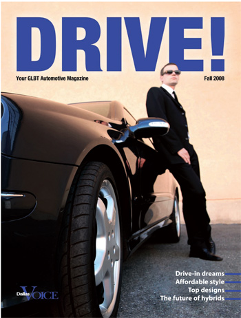 Drive! Magazine • August 2007