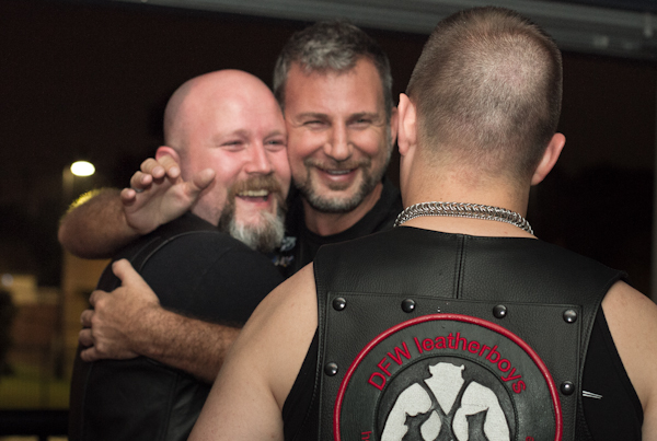 A.W.O.L.: A Weekend of Leather
