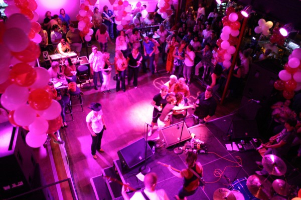 3rd annual Pink Party ...