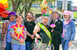 Dallas area Radical Faeries