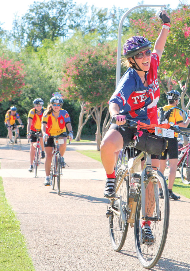 Lone Star Ride Fighting AIDS distributing assets this Saturday