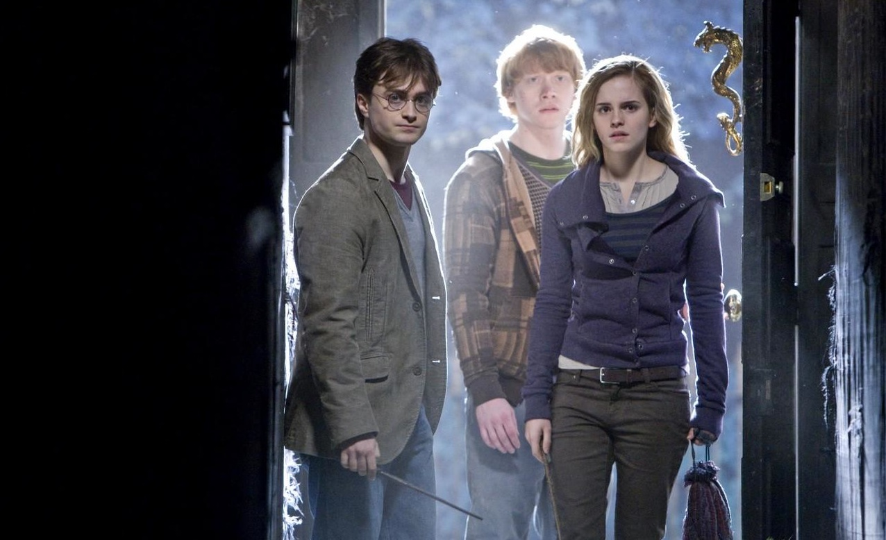 See the new Harry Potter movie early, support the American ...