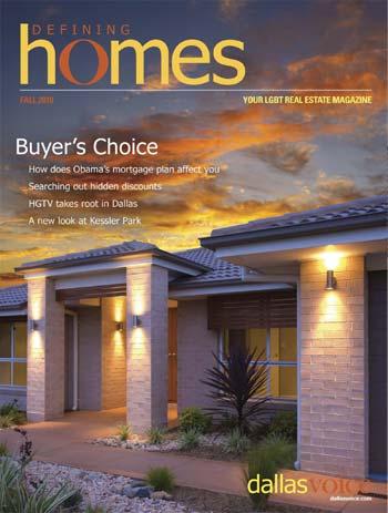 Defining Homes • Fall 2010