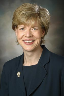 Congresswoman Tammy Baldwin