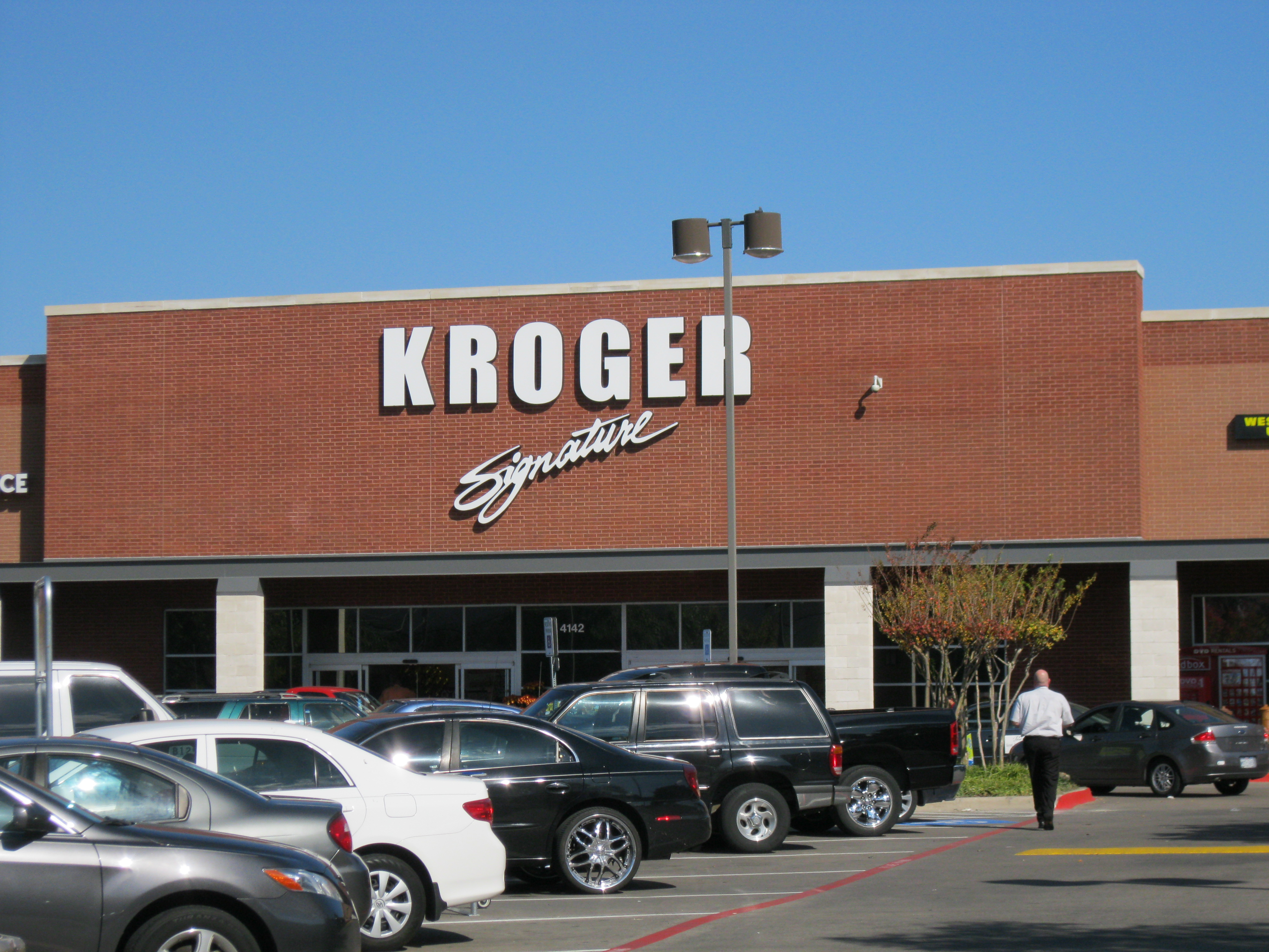 Kroger adds security to parking lot to prevent late night noise, partying