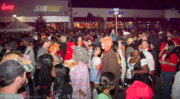 weve posted photos and video from saturday nights halloween block party on cedar springs but we also had some pretty major news to share - Dallas Halloween Parade