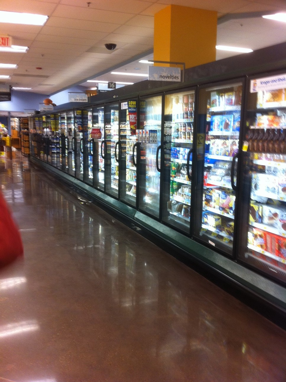 Rumors of the Cedar Springs Kroger demise are greatly exaggerated