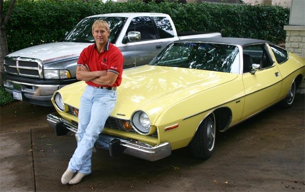 Classic Chassis member James Gudat