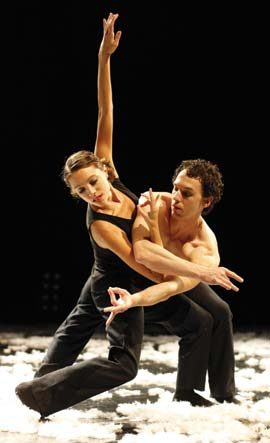 Chicago's Hubbard Street Dance Company