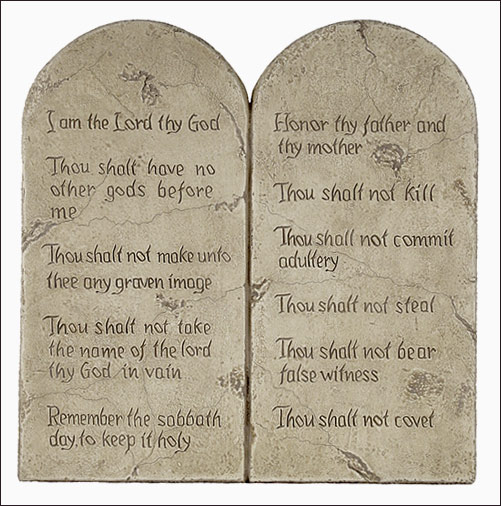 10 Ten Commandments Pictures To Pin On Pinterest