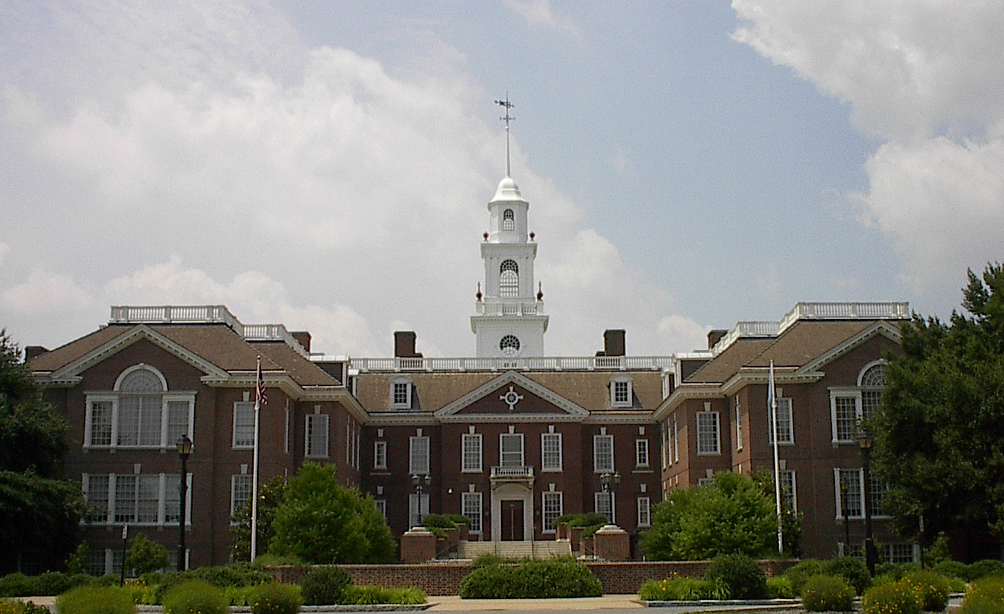 State Capitol Building, Dover Delaware | Maryland Project | Pinterest