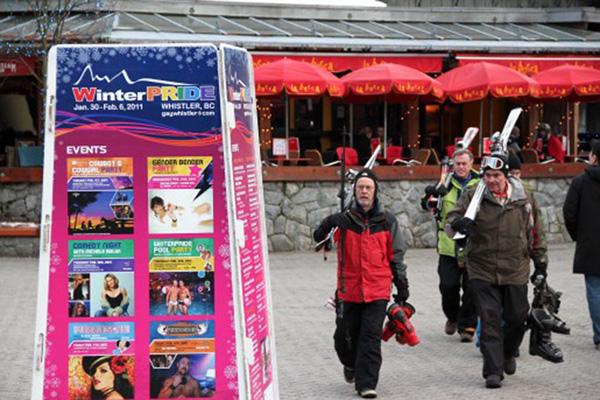 Gay ski week whistler bc