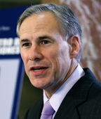 Texas AG Greg Abbott