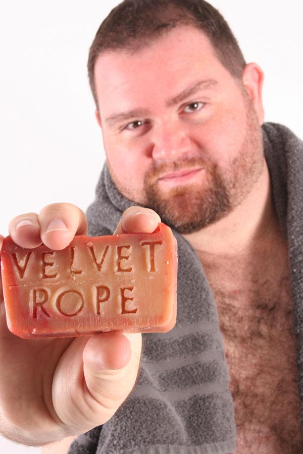 John Jones • VelvetRopeSoaps.com