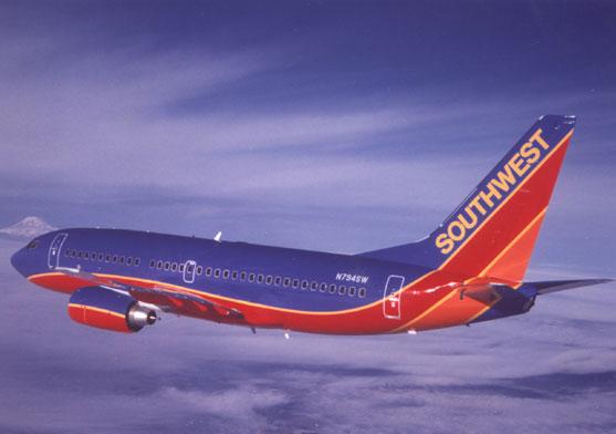 Southwest Takeoff