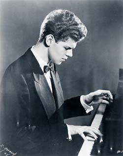 Van Cliburn - pianist  1960