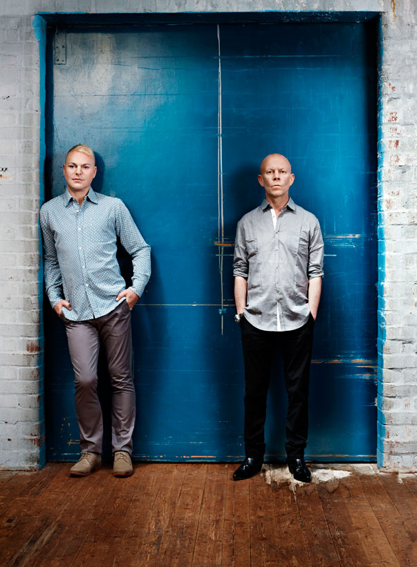 Get a little respect from Erasure and LiveNation