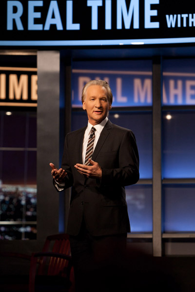 Bill Maher returns to Dallas for January concert