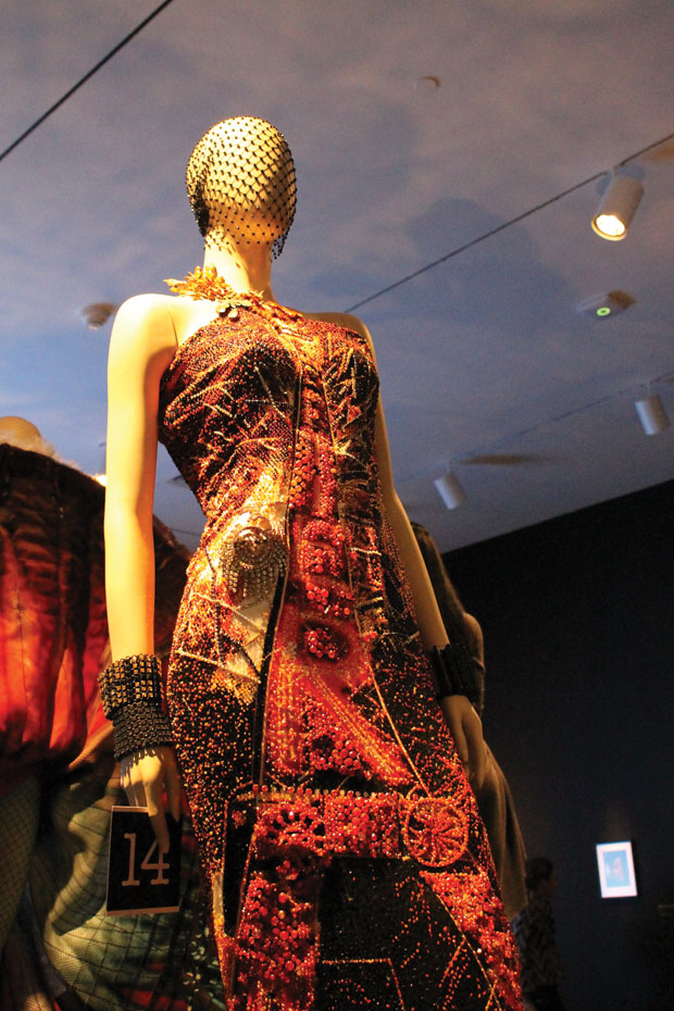 The DMA's exhibit on the fashions of Jean Paul Gaultier exudes sex appeal ...