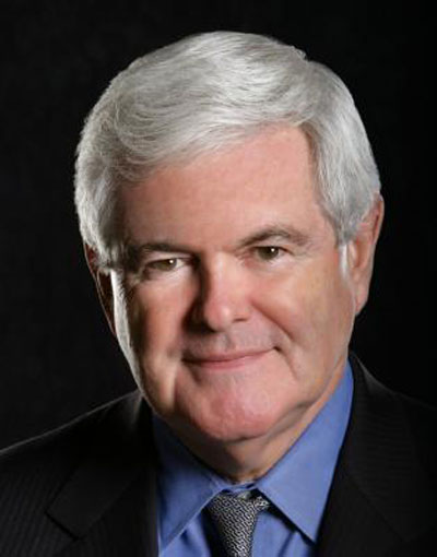 Rep. Newt Gingrich