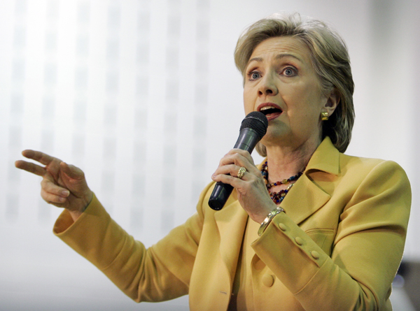 Hillary Clinton urges SCOTUS to support marriage equality