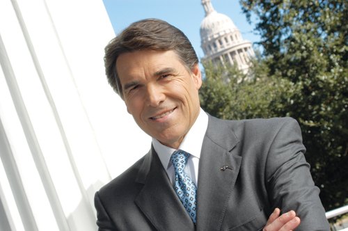 BREAKING: Anti-gay Texas Gov. Rick Perry won't seek re-election