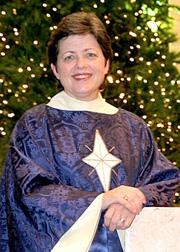 The Rev. Jo Hudson