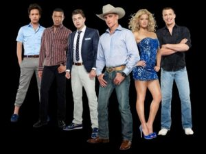 'A' to Z  |  'The A-LIst: Dallas,' above, had its detractors, but some reality TV stars from Big D, like Chad Fitzgerald, Leslie Ezelle and Ben Starr, represented us well.
