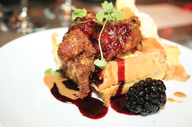 Chicken-and-waffles-at-River-on-the-Rocks