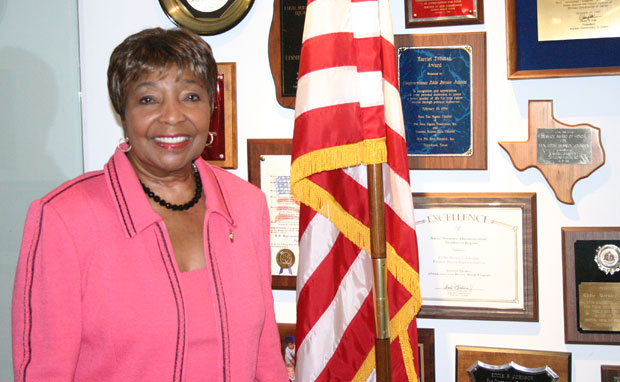 Congresswoman Johnson speaks out against more spending to defend DOMA