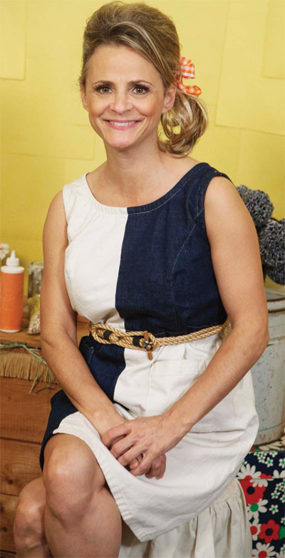 BLANK SLATE | Amy Sedaris will get crafty after Dallas appearance and talk up her  famous Jerri Blank character.