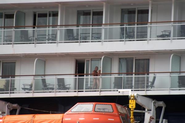 sex på et cruise liner