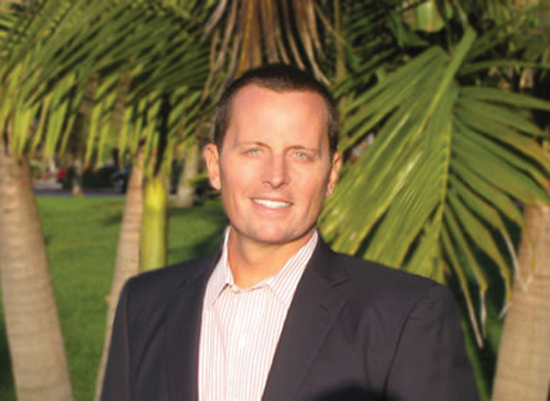 Richard Grenell, gay former Romney campaign spokesman, visits Dallas