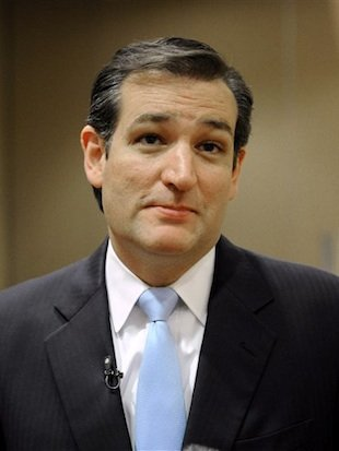 Freudian slip? Ted Cruz says Romney lost because he 'French-kissed' Obama