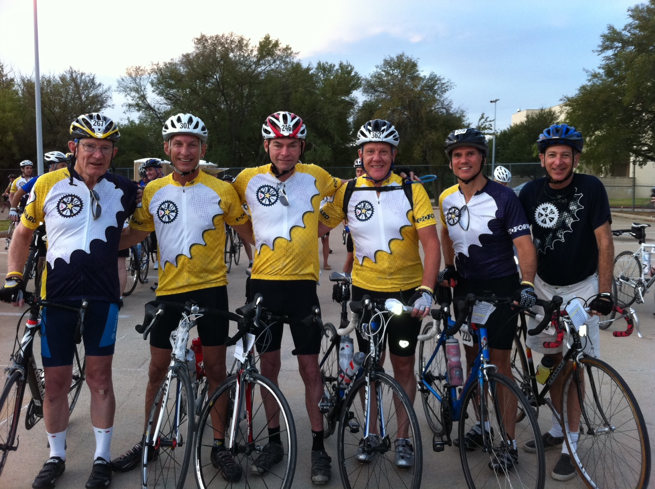 Lone Star Ride heads through Dallas and Fort Worth