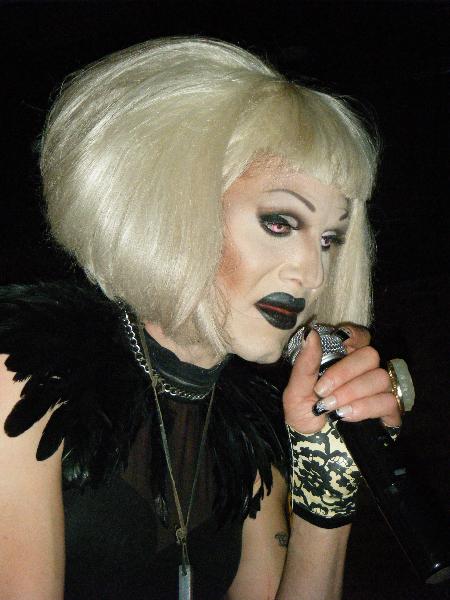 Sharon Needles in Dallas