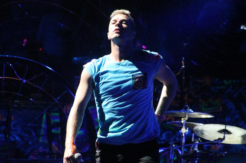 Coldplay at AAC 06.22
