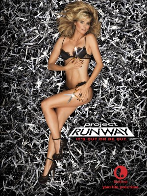 "Heidi Klum dishes on the new season of ""Project Runway"""