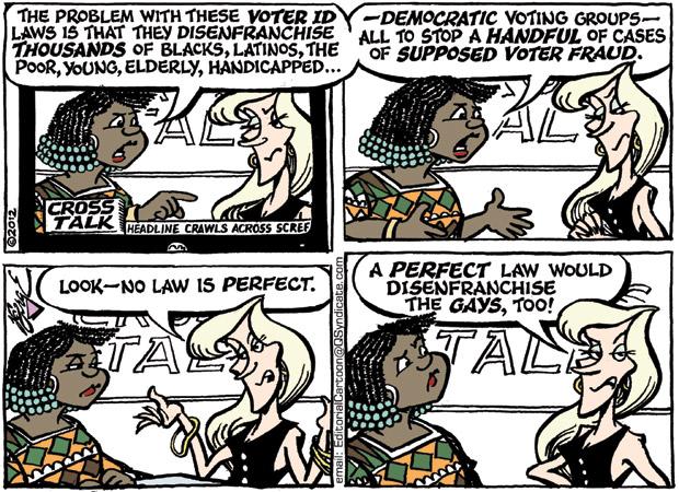 Editorial Cartoon • 07.20.12