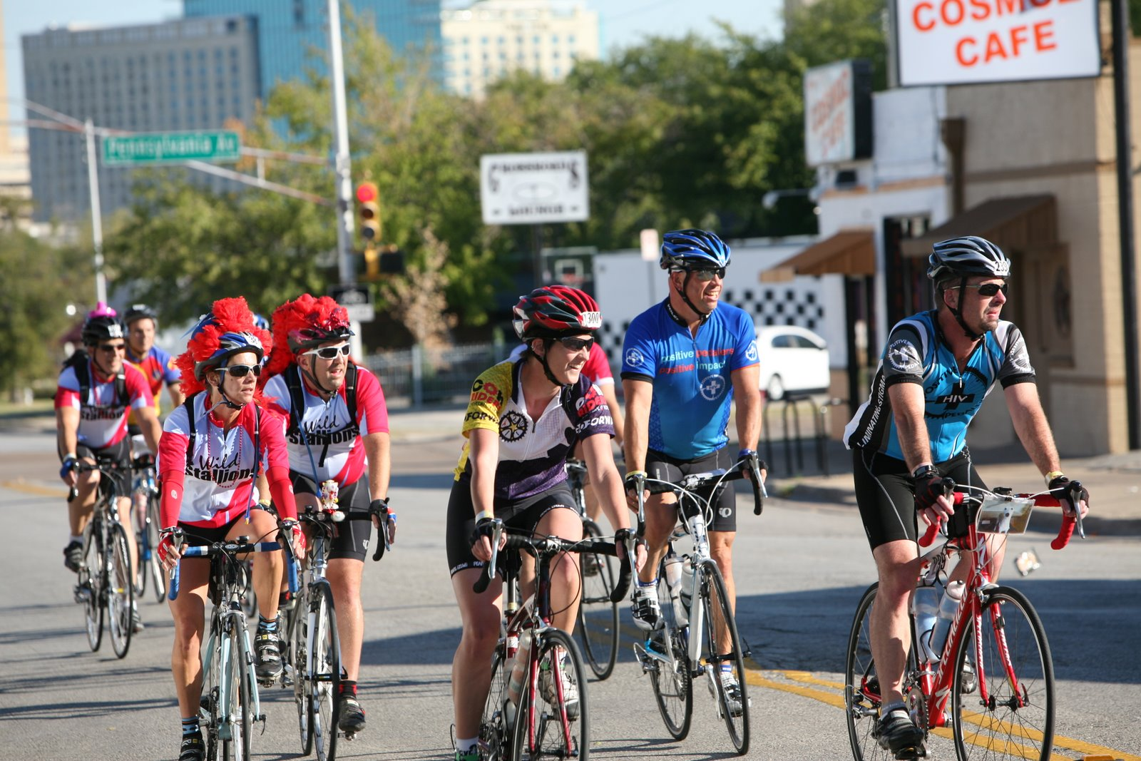 Microsoft challenges Lone Star Ride participants to raise at least $1,000