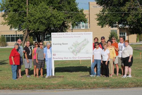 Celebration Community Church announces plans for new center
