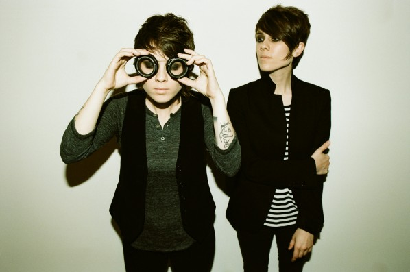 Tegan and Sara set for show at Annette Strauss, tickets go on sale Friday
