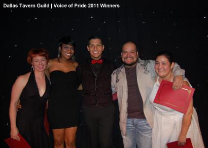Voice of Pride finals
