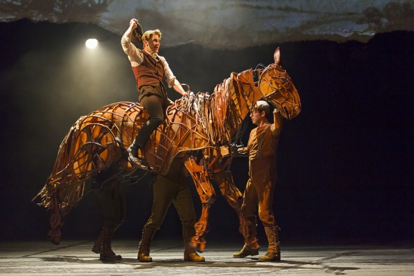 STAGE REVIEW: 'War Horse'